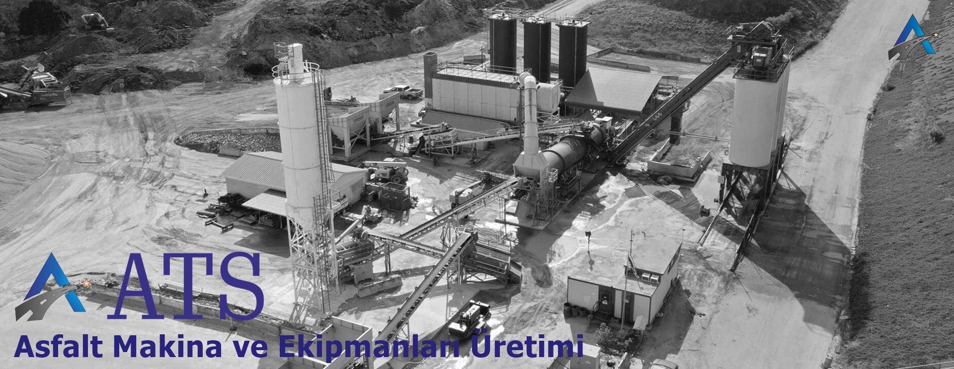 Asfalt Makina ve ekipman üretimi
